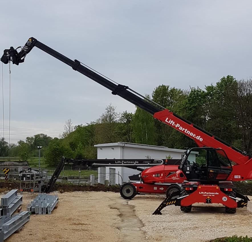 Baustelle in Hermaringen